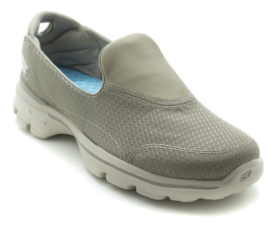 Tenis Skechers Go Walk Advance 14077 Natural Performance
