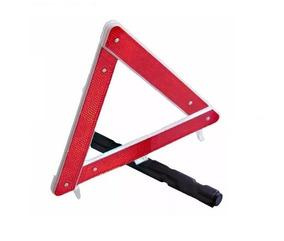 Triângulo Automotivo Refletivo Pesado Universal