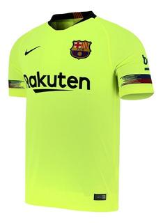 Jersey Nike Futbol Fc Barcelona Visita Fan 18/19