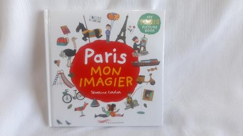 Paris Mon Imagier  Séverine Cordier  Parigramme