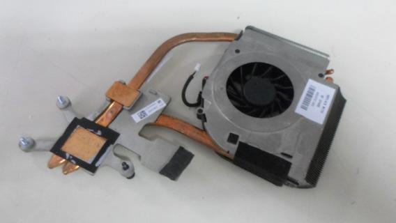 Cooler Completo Amd Notebook Hp Dv5 Série 1000 491572-001