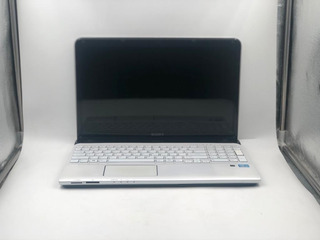 Laptop Sony Sve 151j13l Core I3 4 Gb Ram 750 Gb Hdd 15.6