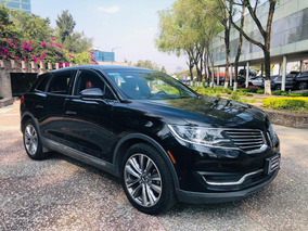 Lincoln Mkx 2016 Nav Package Reserve Awd 2.7 V6 T 4x4 At