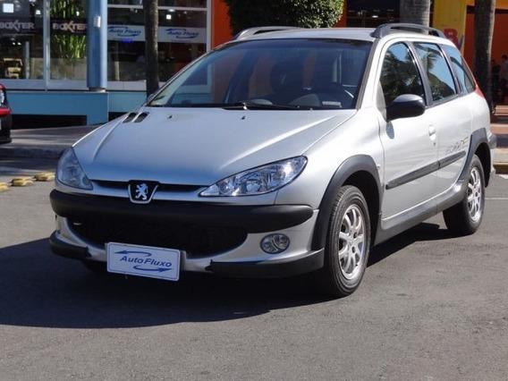 Peugeot 206 Sw Escapade 1.6 16v Flex