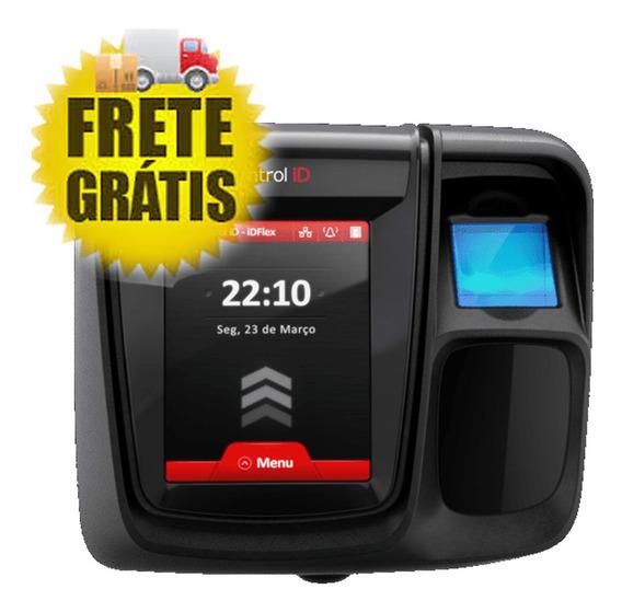 Leitor Biometrico Controle Acesso Biometrico Control Id Nf