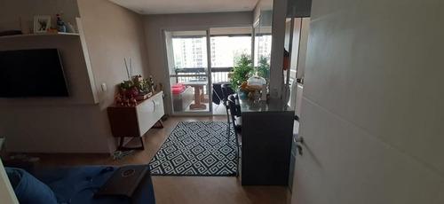 Imagem 1 de 29 de Apartamento Com 2 Dormitórios À Venda, 62 M² Por R$ 620.000,00 - Green Valley - Barueri/sp - Ap4784