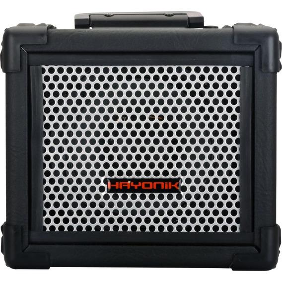Caixa Amplificada Ironbluetooth/usb/sd/fm Iron 80 Bk Hayonik