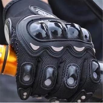 Imagen 1 de 4 de Guantes Completos Talla Protectores Moto Bicicleta Mod 2020