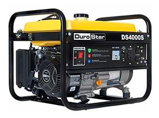 Generador A Gas Portátil Ds4000s Que Arranca A 4000 Vatios Y