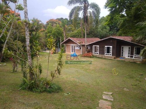 Imagem 1 de 29 de Chácara Com 3 Dormitórios À Venda, 10000 M² Por R$ 1.380.000,00 - Vila Moraes - Mogi Das Cruzes/sp - Ch0604