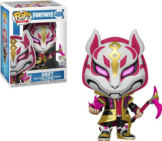 Funko Pop Fortnite Drift Deriva 466 Original