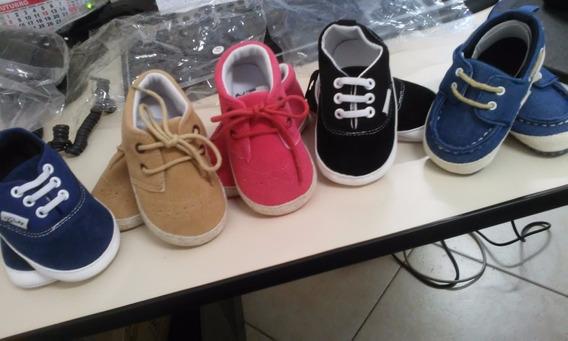 Sapatos De Bebê/crianças (tamanho 20/13cm) Diversos Modelos