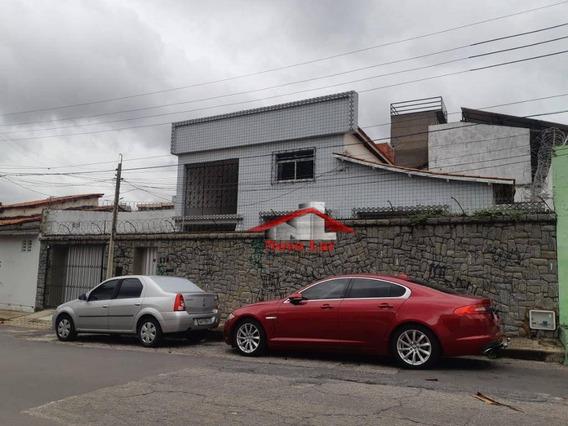 Casa Com 5 Dormitórios Para Alugar, 300 M² Por R$ 3.000,00/mês - Fátima - Fortaleza/ce - Ca0231