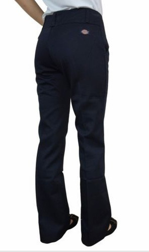 Pantalon Dickies Uniforme De Trabajo Dickies Dama Color Azul Mercado Libre
