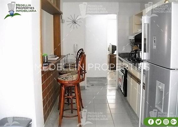 Arrendamientos De Apartamentos Baratos En Medellín Cód: 4309