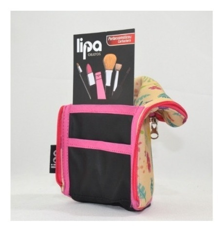 Porta Cosmeticos / Cartuchera - Lipa