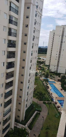 Apartamento Com 3 Dormitórios Para Alugar, 78 M² Por R$ 2.150,00/mês - Atmosphera - Jundiaí/sp - Ap3772