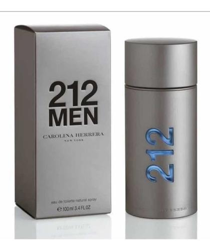 Imagen 1 de 1 de Loción 212 Men Carolina Herrera - Ml A - mL a $800