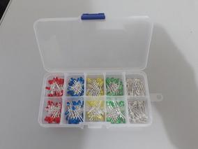 Caixa De Led 3mm Com 200 Unidades