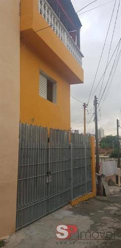 Imagem 1 de 13 de Sobrado Com 3 Dormitórios À Venda, 209 M² Por R$ 590.000,00 - Lauzane Paulista - São Paulo/sp - So0327