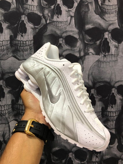 Tênis Nike Shox R4 Original Frete Gratis + Brinde