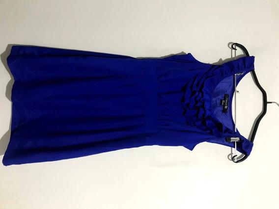 Vestido Azul Forever 21