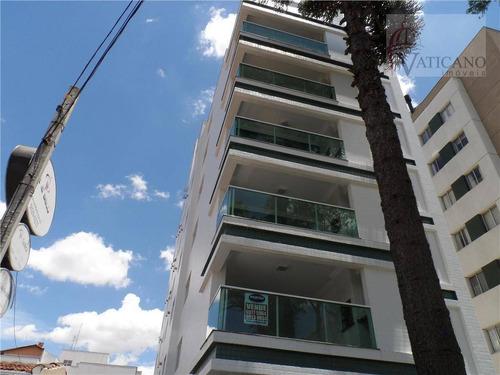 Cobertura Com 4 Dormitórios À Venda, 193 M² Por R$ 1.724.000,00 - Vila Izabel - Curitiba/pr - Co0011