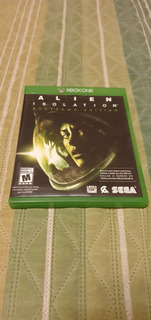 Alien Isolation Juego Xbox One