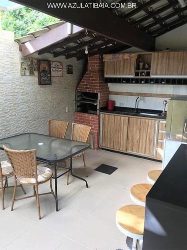 Imagem 1 de 14 de Casa À Venda Em Atibaia, Condomínio Fechado,  Região Jardim Morumbi - Ca01293 - 69409321