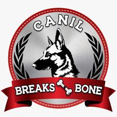 Canil Breaks Bone