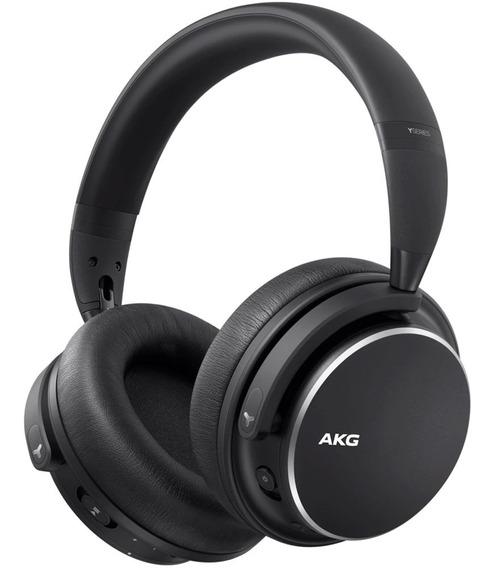 Fone Estéreo Bluetooth On Ear Akg Y600 Nc Original