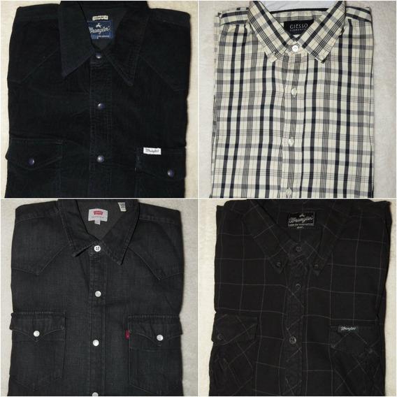Camisas De Vestir (marcas Varias)
