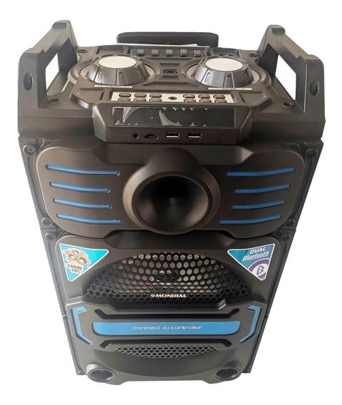 Caixa De Som Bluetooth 240w Potente Portátil Super Promoção