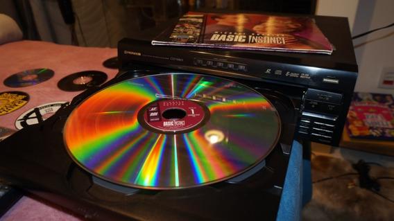 Laser Disc Multi Play Cd/ld Player Pioneer Cld-m401!! Único!