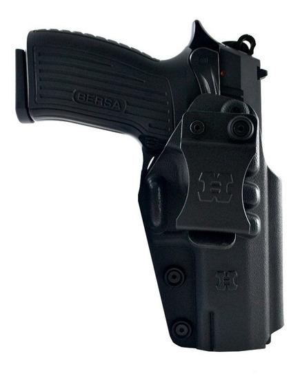 Funda Pistolera Interna De Kydex Para Bersa Tpr 9 / 40
