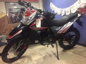 Moto Daytona Sharkii Motocicleta Pantanera 200cc Con Garanti