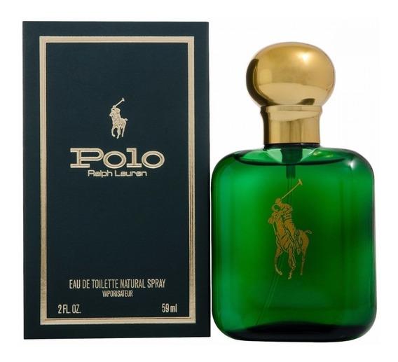 Perfume Masc. Ralph Lauren Polo Verde Edt 59ml Original