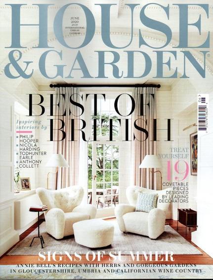 House & Garden- Revista Inglesa De Idéias Para Interiores