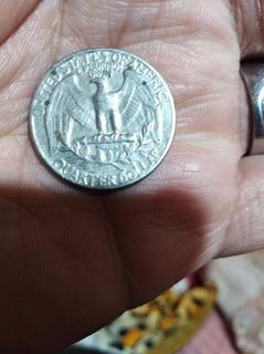 Vendo Para Colecciónistas Moneda Americana De 1966