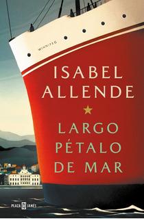 Largo Petalo De Mar- Isabel Allende Libro Nuevo