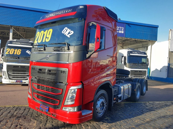 Volvo Fh 460 Globettroter 6x2 2019