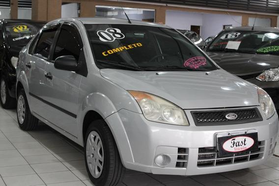 Fiesta Sedan 2008 Comp*sem Entrada + 499,00 Mensais Fixas**