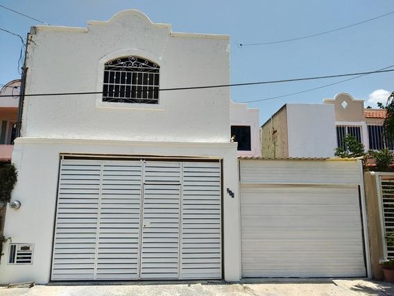 Se Renta Casa Amplia Zona Altabrisa En Col.maya, Merida Yuc.