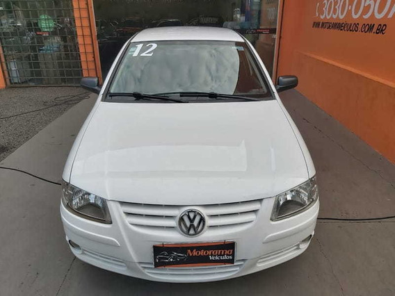 Volkswagen Gol 1.0 Giv 2012
