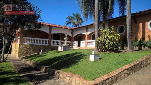 Casa Com 4 Dormitórios À Venda, 290 M² Por R$ 1.550.000,00 - Condomínio São Joaquim - Vinhedo/sp - Ca0384