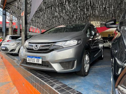 Imagem 1 de 10 de Honda Fit Lx 1.5 Flex Automático Completo 2015 Autos Rr