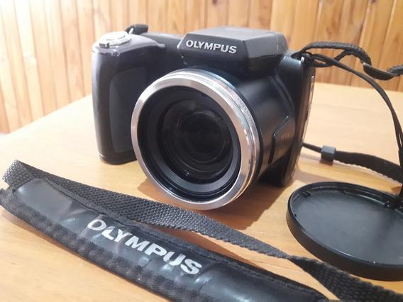 Cámara De Foto Y Vídeo Olympus Sp-620uz
