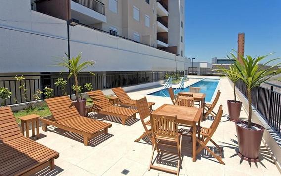 Apartamento Para Venda Em São Paulo, Tatuape, 2 Dormitórios, 1 Suíte, 2 Banheiros, 1 Vaga - Passos Do_1-849860