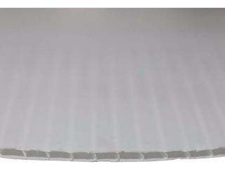Plastionda/polionda Chapa Branca 3mmx1300mmx2000mm