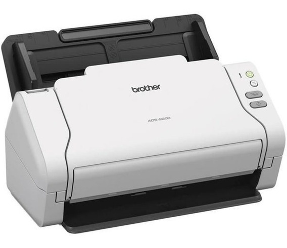Scanner Brother Ads2200 Duplex Mesa 600dpi